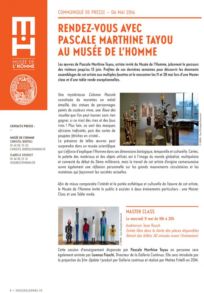 CP-MH - Master Class et Table Ronde avec Pascale Marthine Tayou - V2 sans N. Bourriaud (1)